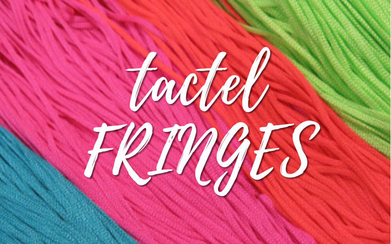 Fringes Fabric